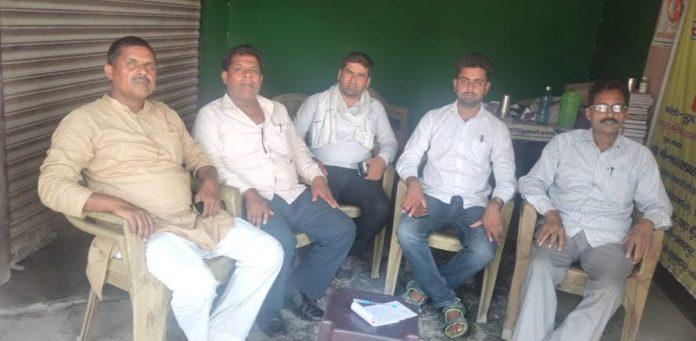 Meeting to celebrate 25th Foundation Day of Rashtriya Janata Dal