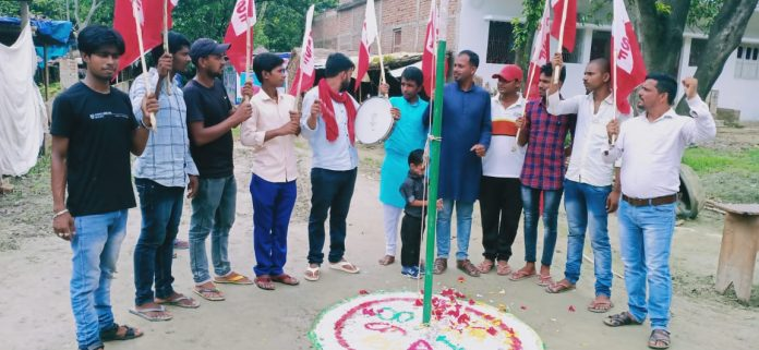 AISF celebrates 86th Foundation Day with fanfare after hoisting flags and cutting cakes